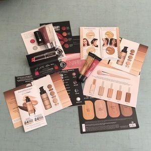 Makeup Samples & Philosophy Lip Gloss